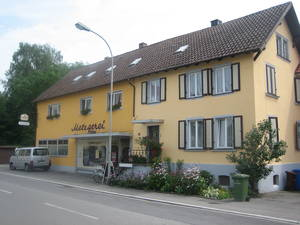 Restaurant Bürgerstube