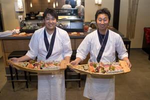 Myoko Teppan-Yaki & Sushi