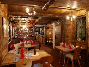 Schäferstube-Romantik Hotel Julen