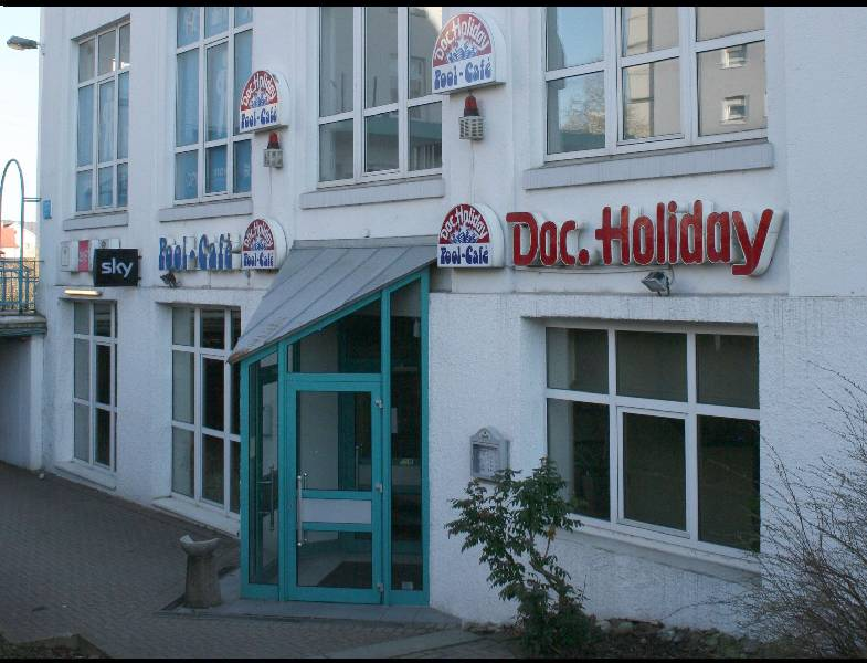 doc holiday albstadt