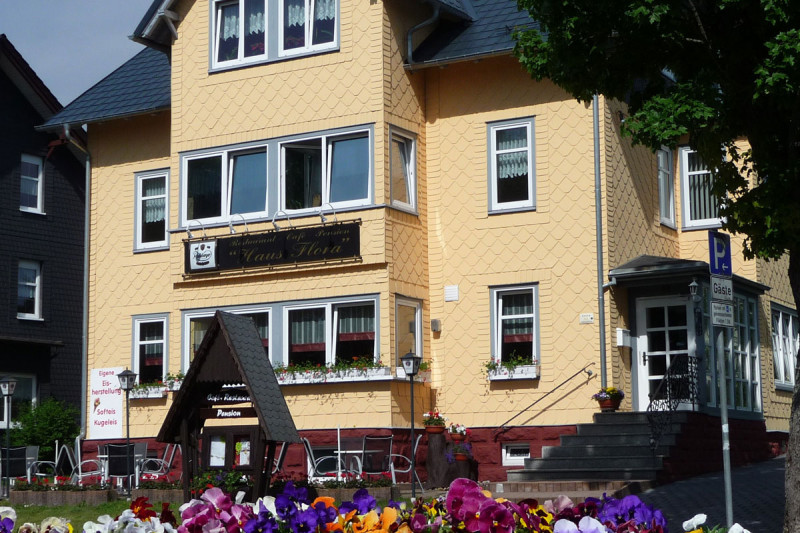 Cafe Restaurant Haus Flora
