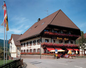 Hotel Gasthof Krone-Post