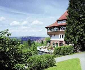 Café Restaurant Hotel Teuchelwald