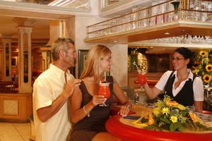 Hotelbar mit Badner Stube