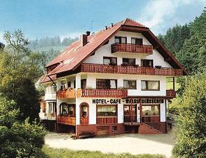 Hotel Pension Café Waldschlösschen