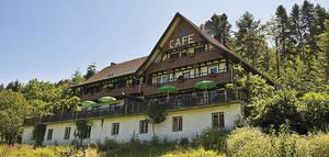 Ausflugslokal-Café-Pension Bischoff´s Ruh