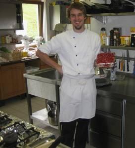 Chefkoch Mattias verwöhnt Sie