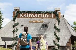 Raimartihof - Ferienhütten