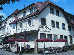 Hotel Conditorei Cafe Baier