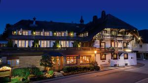 Gourmet- und Wellnesshotel Adler Häusern