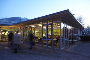 Vinzenz Therme - Thermalbad Café