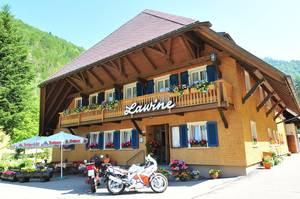 Akzent Hotel Restaurant Lawine