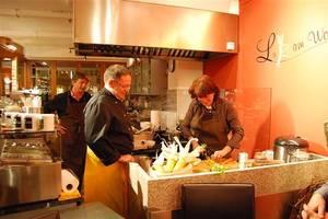 Lutz und Christine Das Back und Kochhaus