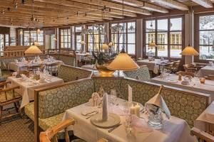 Restaurant im Yachthotel Chiemsee ****