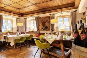 Gourmet Restaurant im Karner