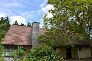 Haus auf dem Rossberg