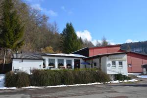 Wirtshaus zum Hornaustüble im Schützenhaus Margrethausen