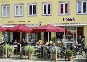 Bäckerei Café Waidele