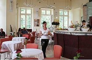 Schlosscafé im Badischen Landesmuseum