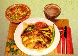 Afrikanisches Restaurant Mogogo