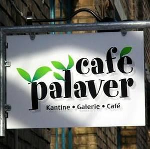 Cafe - Kantine - Galerie © Café Palaver Karlsruhe