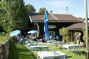 Restaurant Café Guggenberg Alm
