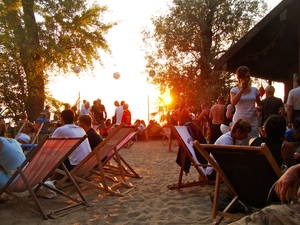 Palma Café & Lounge und Beach Bar