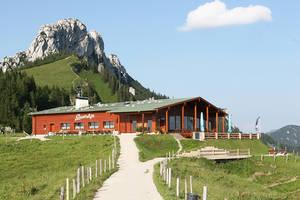 Bergrestaurant auf der Sonnenalm