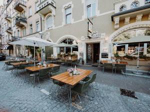 Gasthaus Gutenberg - Außengastronomie