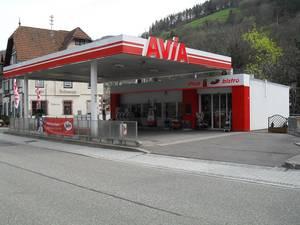 Avia-Tankstelle Forbach