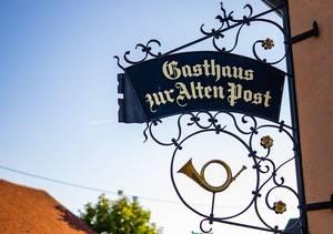 Gaststatte Zur Alten Post Gaienhofen