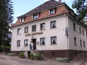 Altes Posthaus