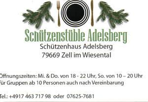 Schützenstübli Adelsberg