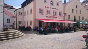 Bäcker Frank Café am Marktplatz
