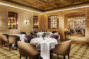 Le Restaurant - Mont Cervin Palace