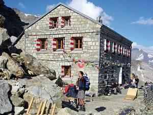 Rothornhütte SAC