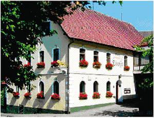 """Brauereigasthof """"Zum Löwen"""" - beim """"singenden Löwenwirt"""""""