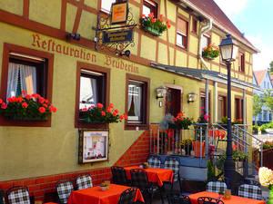 Restauration Brüderlin