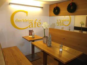 Bäckerei und Konditorei Fischer - Das kleine Café