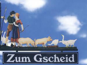 Gasthaus Zum Gscheid
