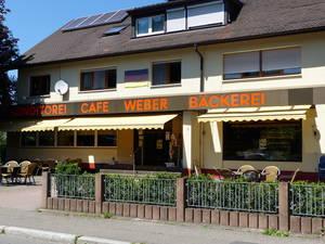 Cafe Weber