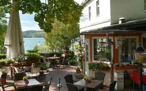 Restaurant & Café im Strandhotel Buckow