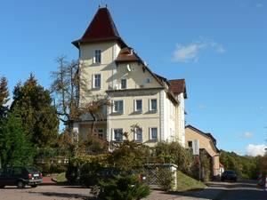 "Restaurant im Hotel ""Bergschlösschen"""