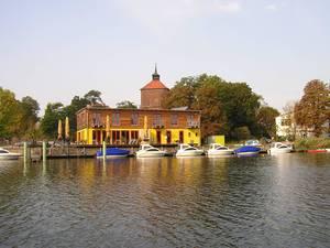 Restaurant und Café Wasserwelt