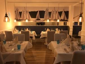 SEASIDE Restaurant & Café im ApartHotel Victoria am See