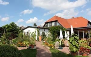 Breiers Kräutergarten, Restaurant & Hofcafé