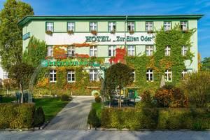 """Restaurant """"Kontor"""" im Hotel """"Zur Alten Oder"""""""