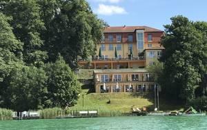 Restaurant im Hotel Vier Jahreszeiten am See