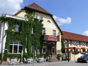 """Restaurant """"Die Bühne"""" im Hotel am Bahnhof"""