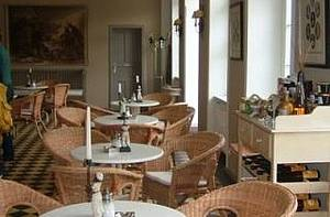Parkcafé im Schlossgut Alt Madlitz